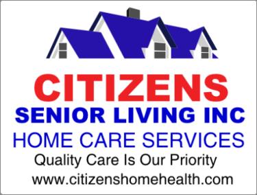 Citizens Senior Living Inc Home Care Services